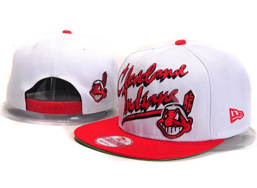 MLB Cleveland Indians Stitched Snapback Hats 006