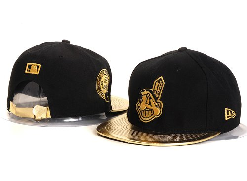 MLB Cleveland Indians Stitched Snapback Hats 010