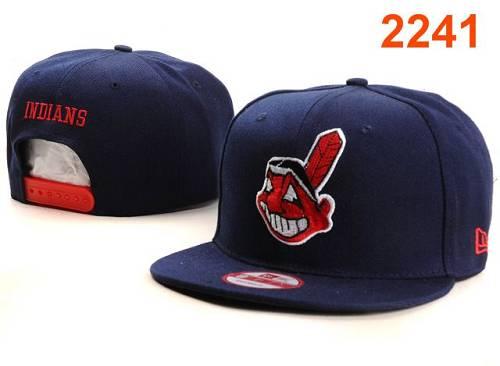 MLB Cleveland Indians Stitched Snapback Hats 011