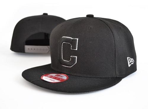 MLB Cleveland Indians Stitched Snapback Hats 021